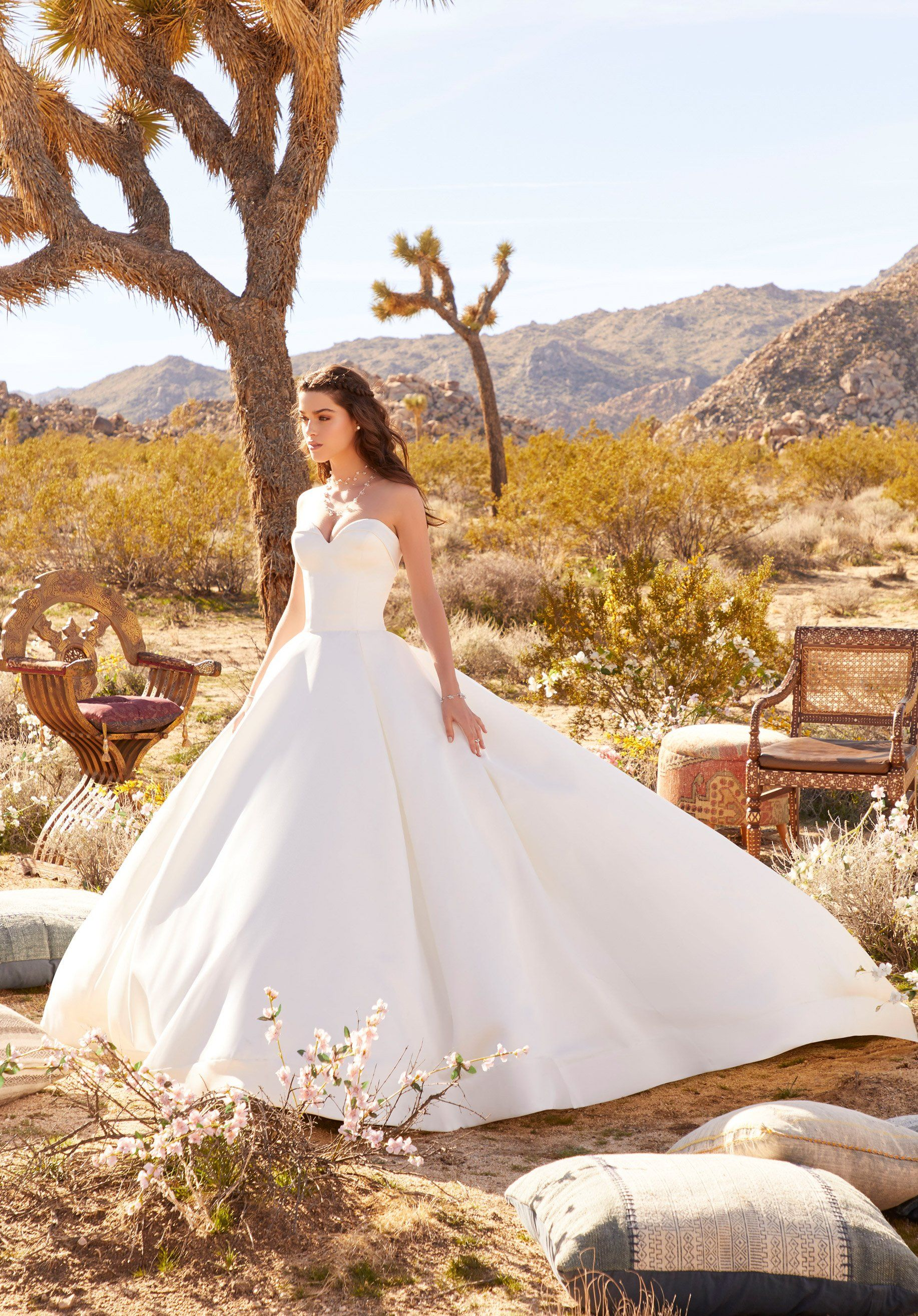 41++ Satin ball gown wedding dress for sale ideas in 2021