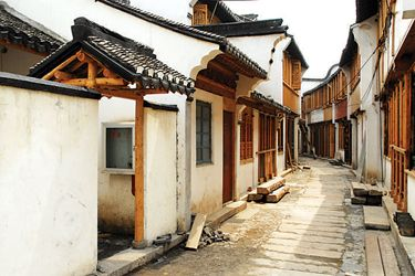 Modern Chinese Lifestyle Traditional