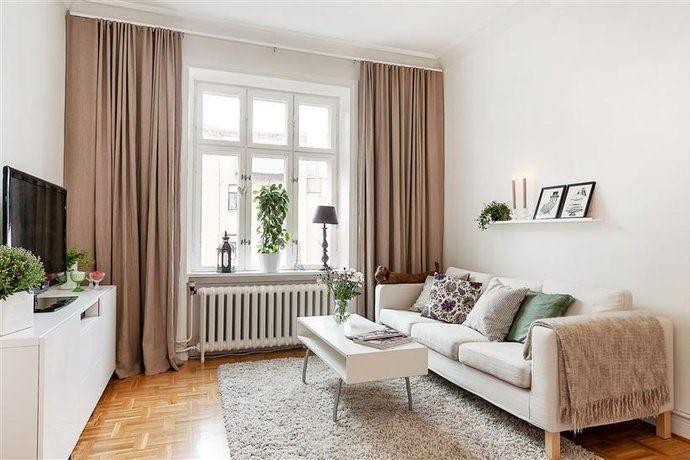 Bilder, Vardagsrum, Fönster, Gardiner, Soffa - Hemnet Inspiration ...