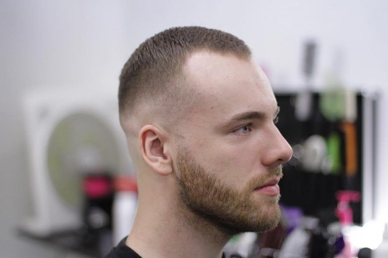 Top 16 Cool Men S Hairstyles For Receding Hairline With Images