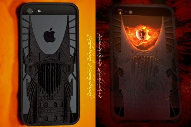 Eye of Sauron iPhone 5 Case   The hobbit, Iphone prints, Lord of ...