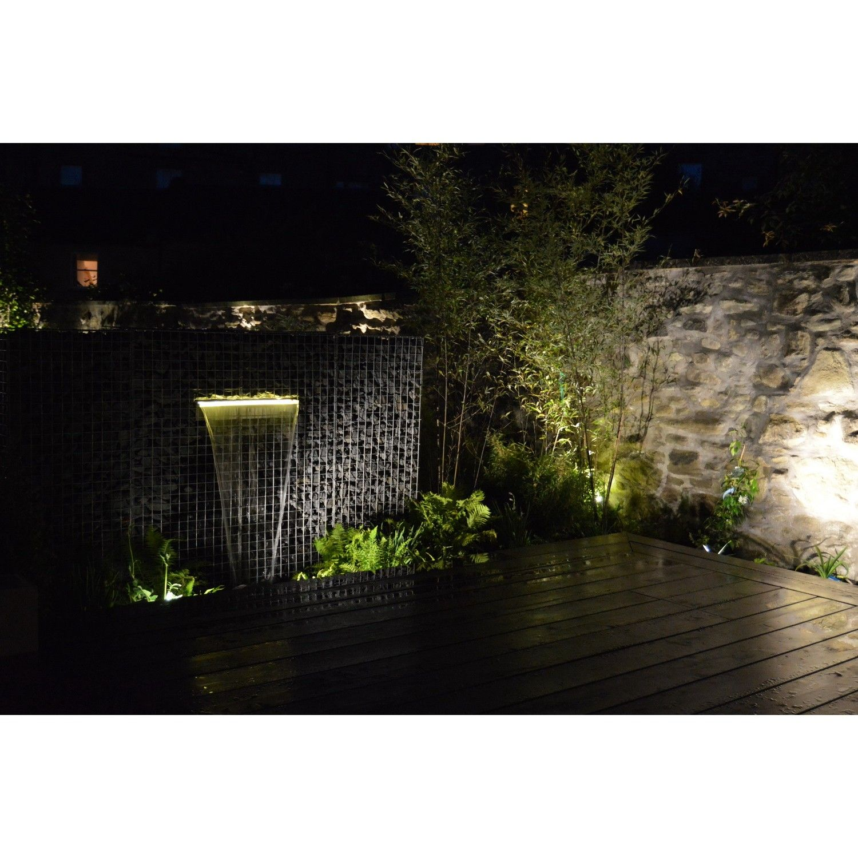 nautic pro wasserfall | gabionen wasserfall | pinterest ... - Wasserfall Garten Gabione