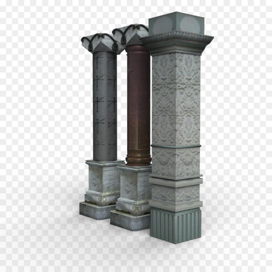 Column Cylinder 3d Modeling Interior Design Services Stone Pillar Pillar Design Stone Pillars Entrance Door Design