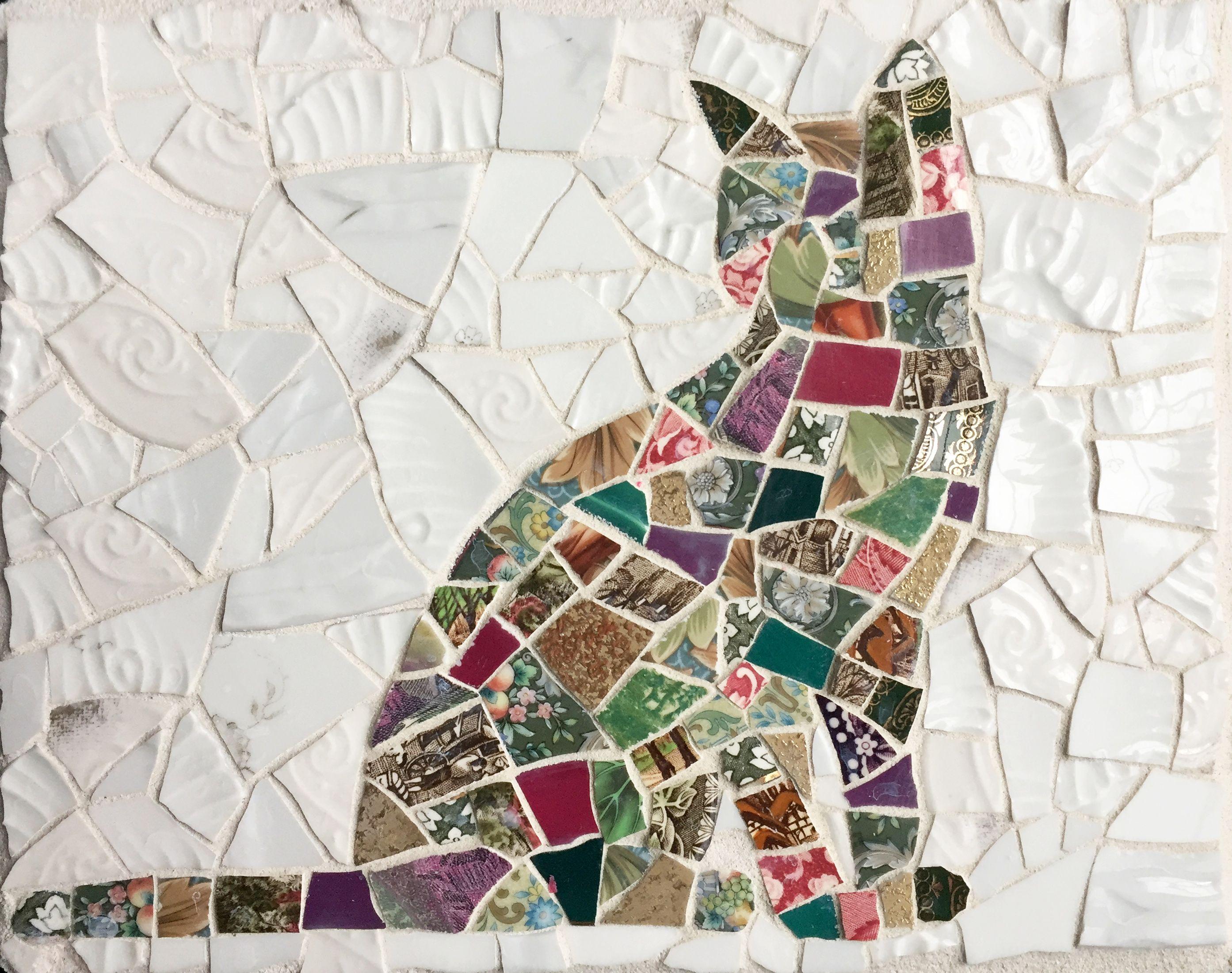отличие картинки для мозаики из битой плитки обнародовала