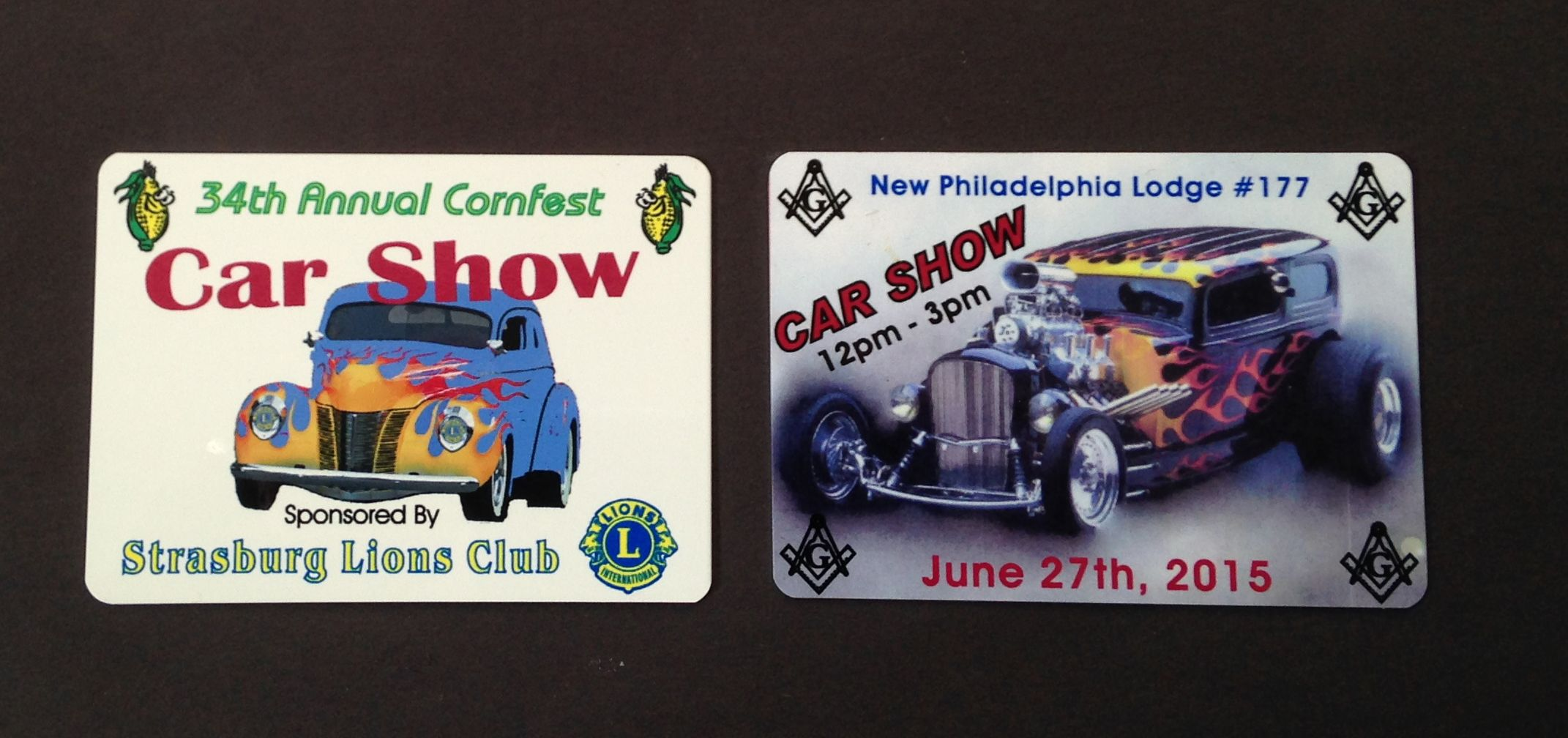 Need Dash Plaques For Car Show We Can Design And Make Ones Just For - Car show plaques
