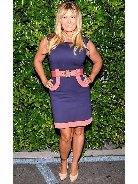Nicole Eggert then and now? Sexy, thin, muscles and then