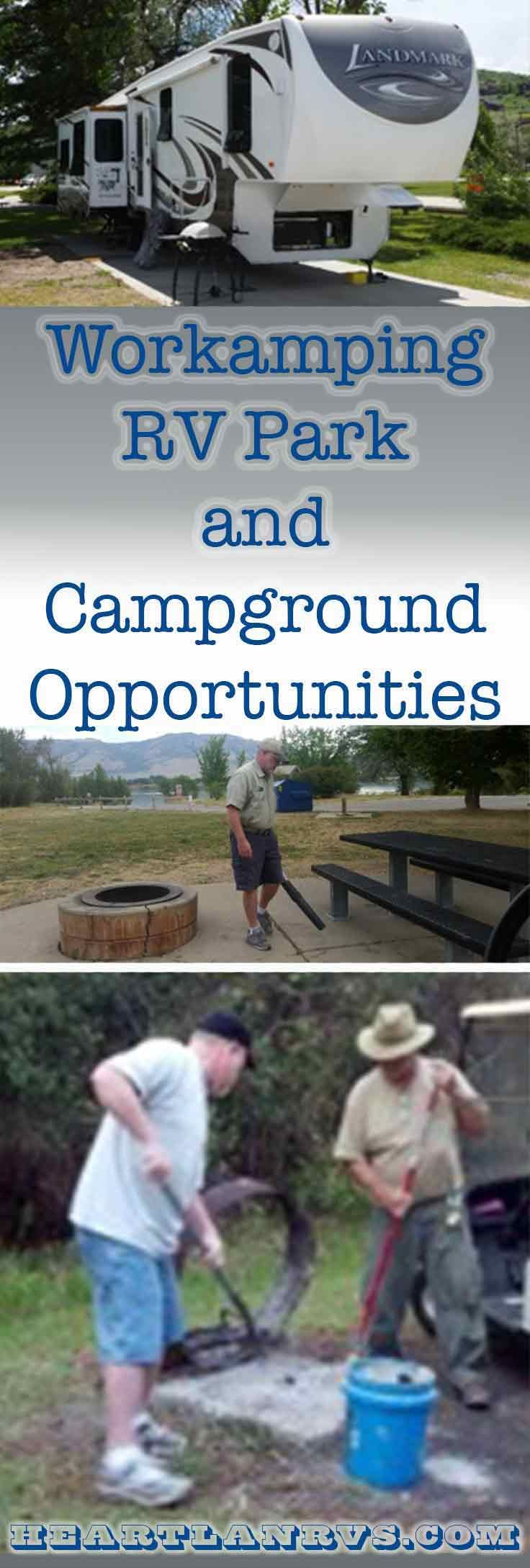 Blog workamping rv parks and campgrounds rv parks
