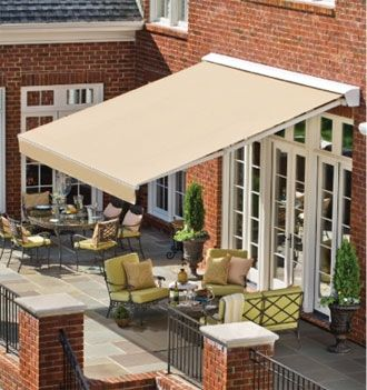 Genial Awning From A Height. Sun ShadesThe ShadePatio ...