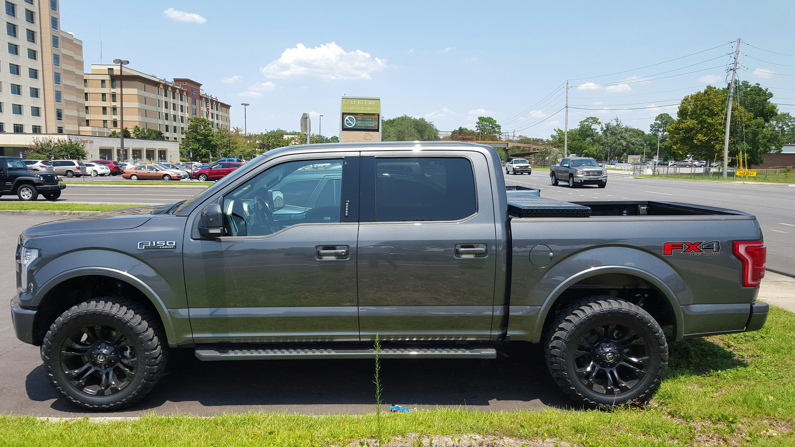 Ford F150 Wheels >> Fuel Vapor Wheels 20 Black Ford F150 Forum Community Of Ford