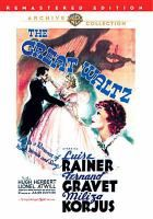 Watch The Great Waltz Full-Movie Streaming