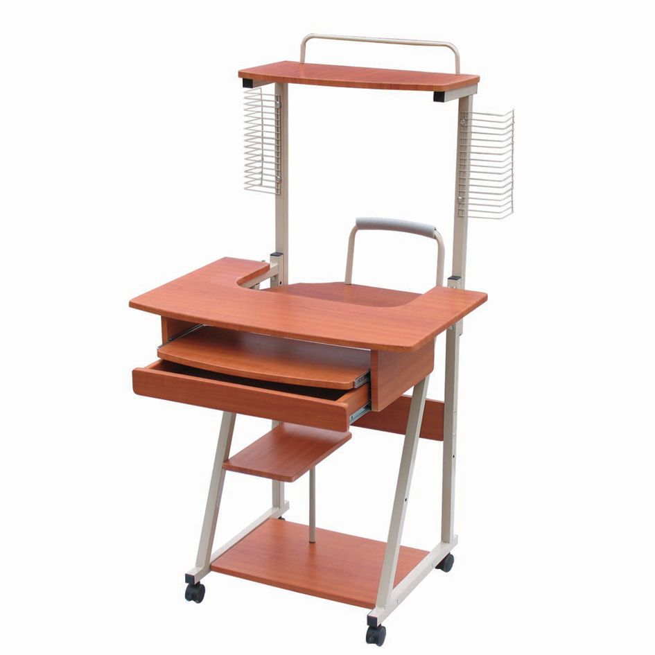 Computer Desks On Wheels For Small Es In 2019