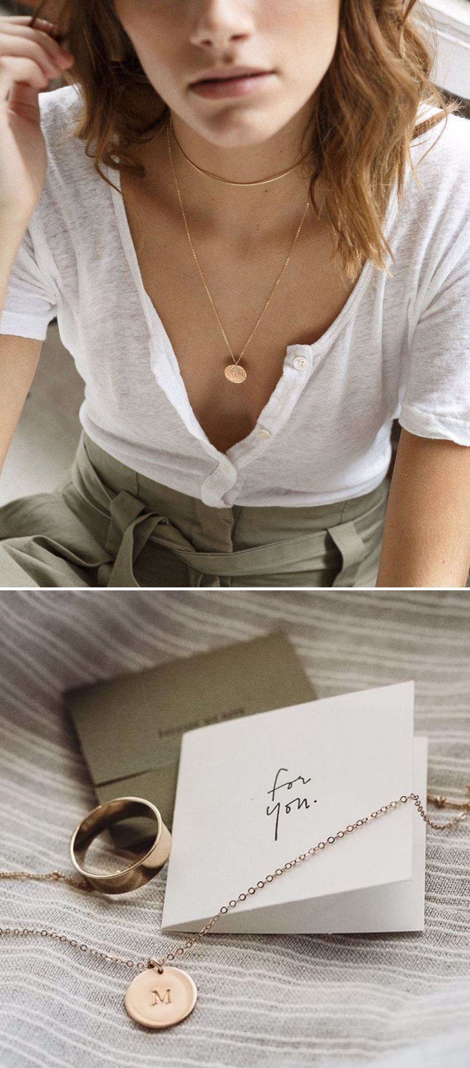 Photo of Favorite petite jewelry brands Dainty Necklaces | Dainty Bracelets Petite …