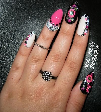 Nail Polish Distraction - Nail Art Blog