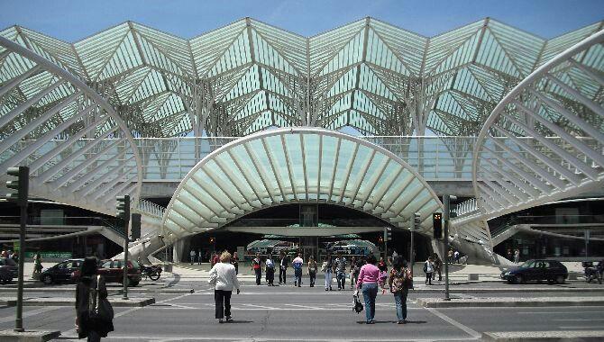 Lisboa, Oriente Expo 1998