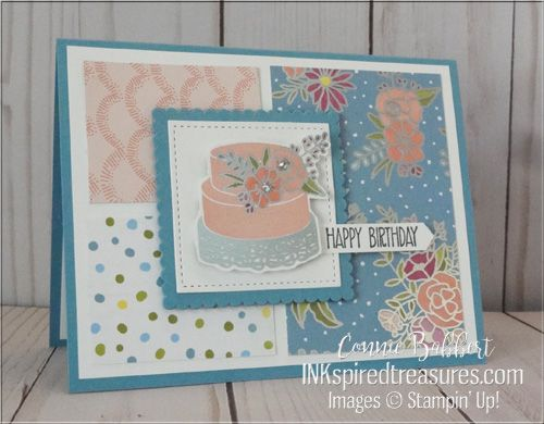 Today we have a fun sketch for you to try over on create with connie today we have a fun sketch for you to try over on create with connie and mary i knew i wanted the sweet soiree designer paper to be the star on my card m4hsunfo