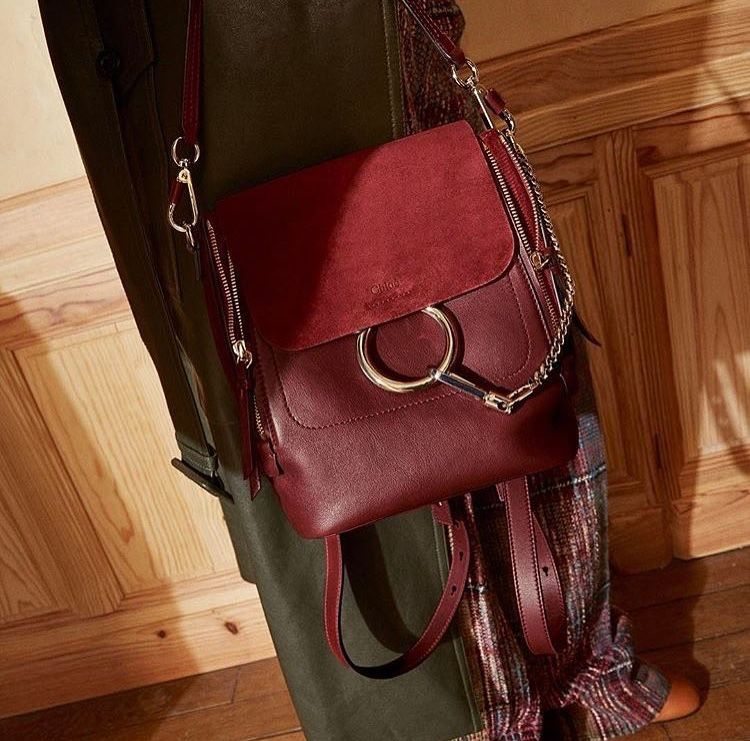 6d4ec11f915 Chloe Faye Backpack!   Page 6 - PurseForum   Bag Obsession ...