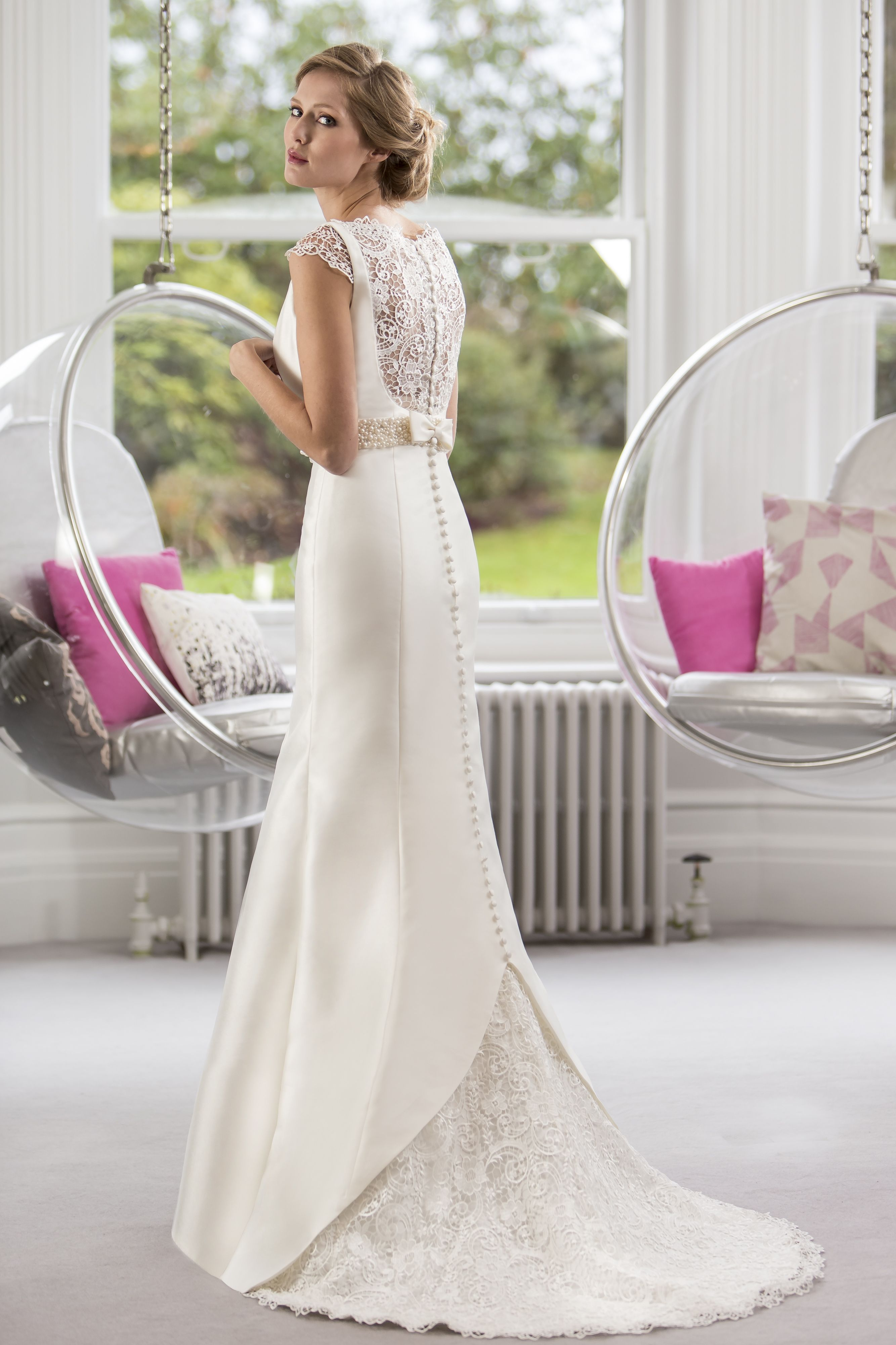 21+ Slim fit wedding dress with train ideas in 2021