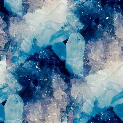 vans bleu cristal