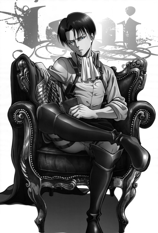 King Levi hotter then ever | ❤Levi Ackerman ❤ | Attack on