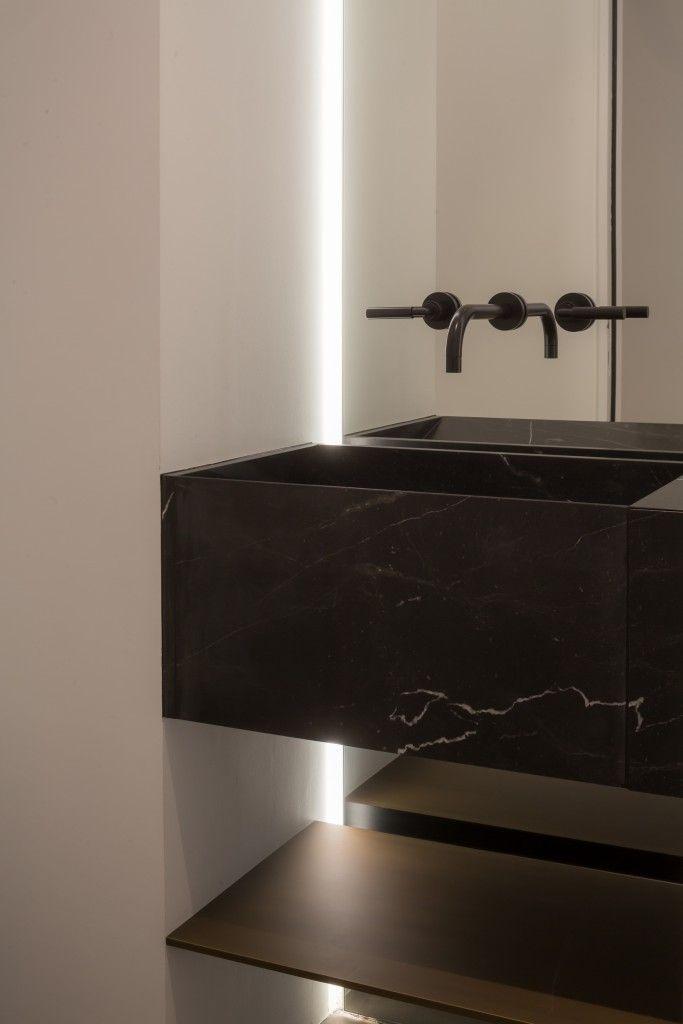 Antwerp Loft Il Granito Natuursteen In 2019 Craftsman