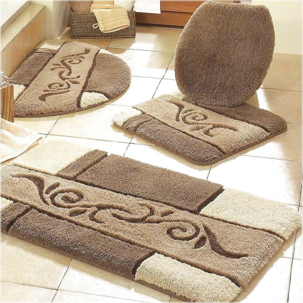 Genial Bathroom Towels And Rugs Sets