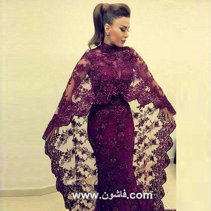 موديل فساتين دانتيل روعة للمحجبات Long Fitted Dresses Stylish Dresses For Girls Lovely Dresses