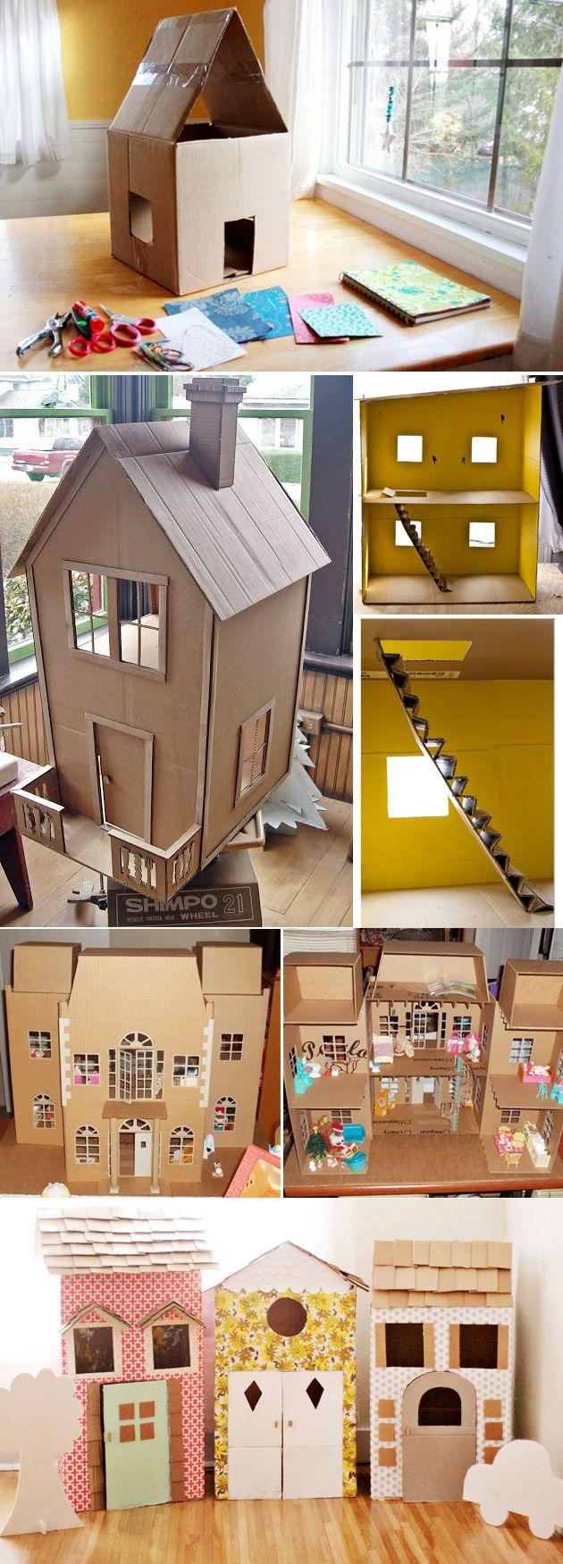 Desde nuestro anterior art culo casa de mu ecas 2 0 nos for Casas de juguete para jardin baratas