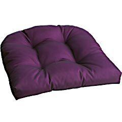 Outdoor Purple Chair Cushion Purple Chair Bean Bag