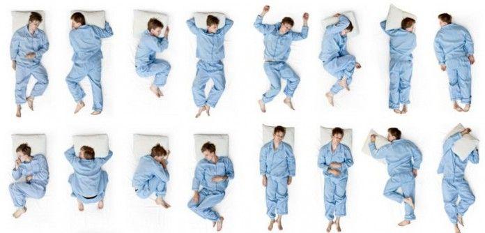 Rozpoznajte svoju polohu počas spánku a zistite, aký má dopad na vaše zdravie…