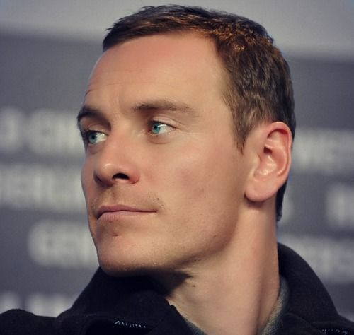 While hugely charismatic, Fassbender does not trade on personality, presenting an Everyman who resonates with the public and stays recognizable from film to film.   x   x   x   Rather, Fassbender manages the feat of disappearing his own person into a character. ~ Erica Abeel