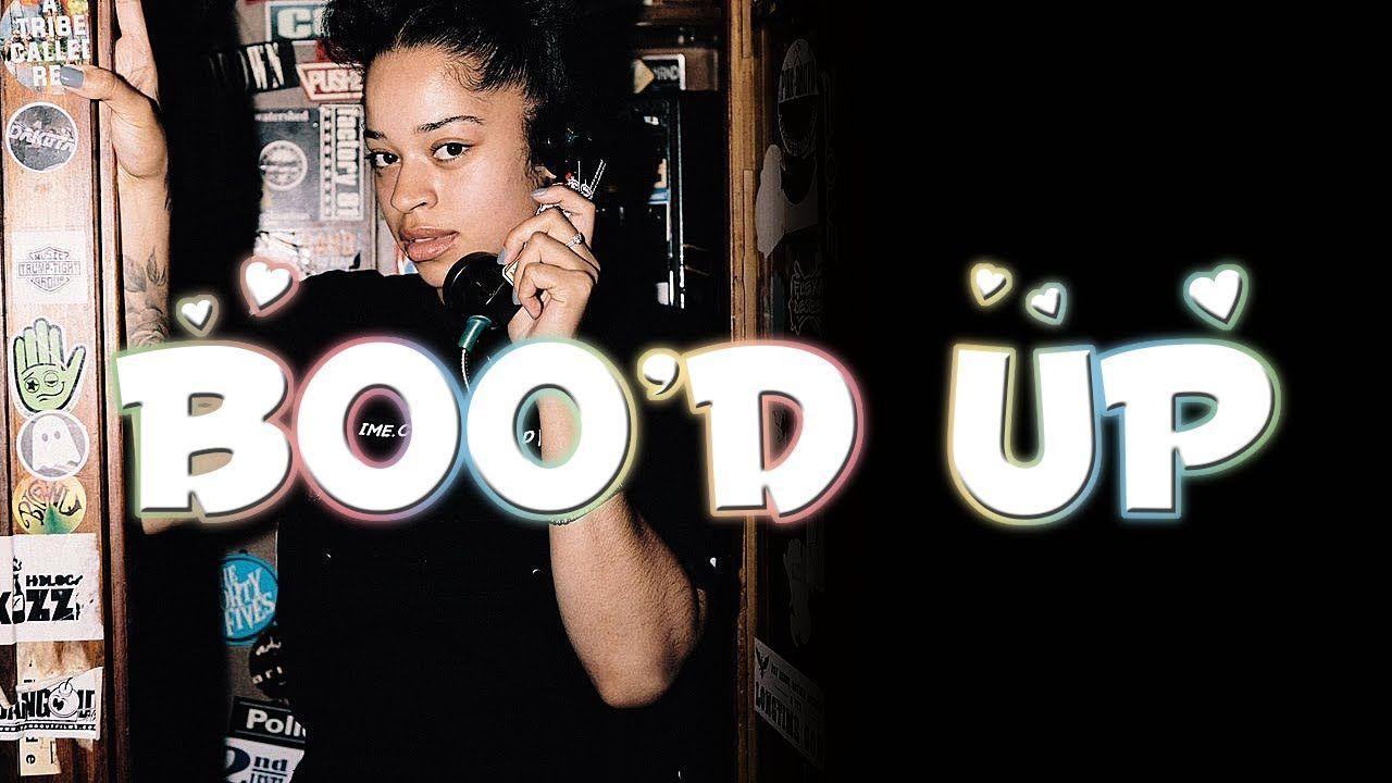 Nicki Minaj - Boo'd Up Remix lyrics