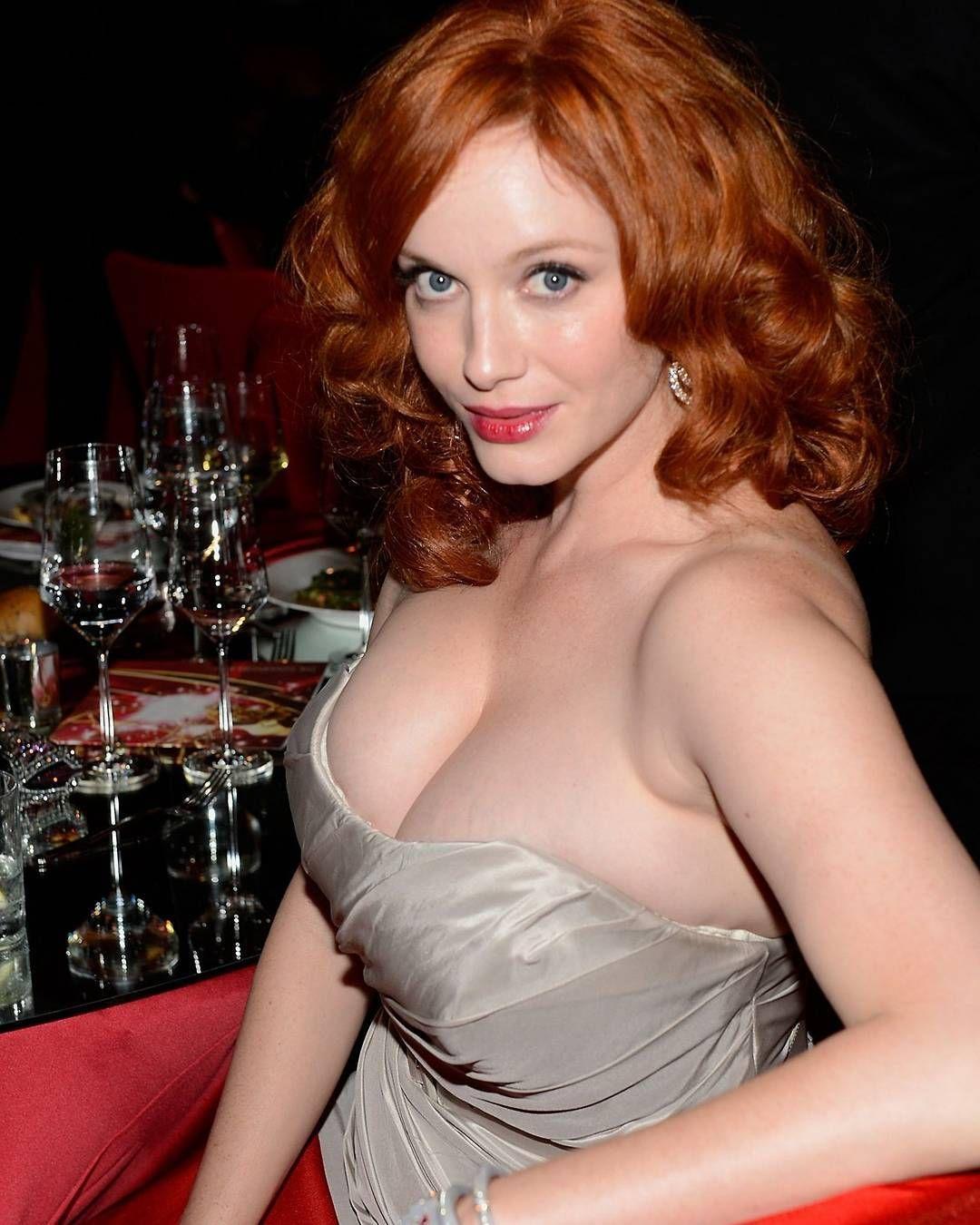 Nude Curvy Redheads