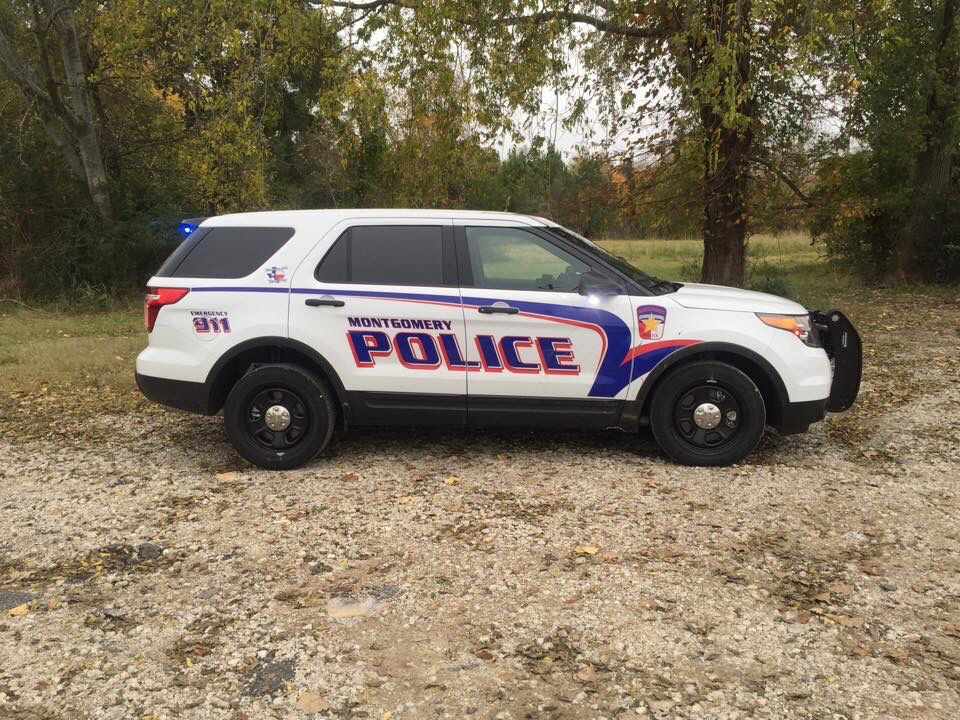 Montgomery County Sheriff Texas Texas Law Police Cars Police