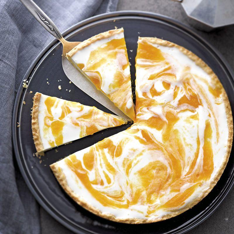 Mango Yoghurttaart Gezonde Recepten Ww Belgie Recept In 2020 Gezonde Recepten Gezonde Toetjes Eten En Drinken