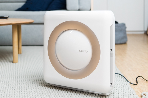 Coway Ap 1512hh Mighty Is The Best Air Purifier For Most People Www Homengarden Club Coway Ap 1 Room Air Purifier Air Purifier Small Room Air Purifier