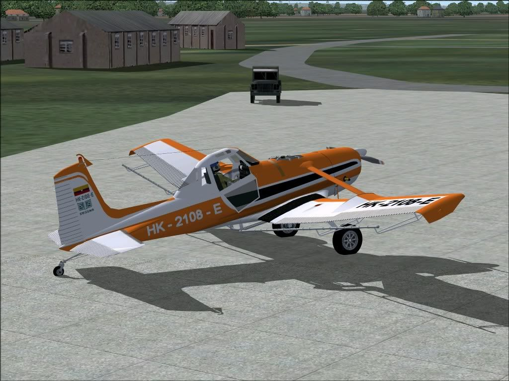 Down on the farm ! - Just Flight Forum | Cropdusters | Fighter jets