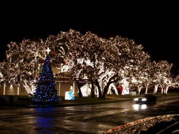christmas light decorations (13) Angel Del Cielo Pinterest