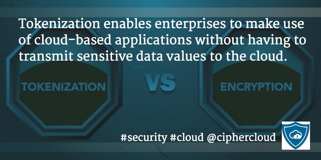 #Cloud Best Practices: Tokenization 101