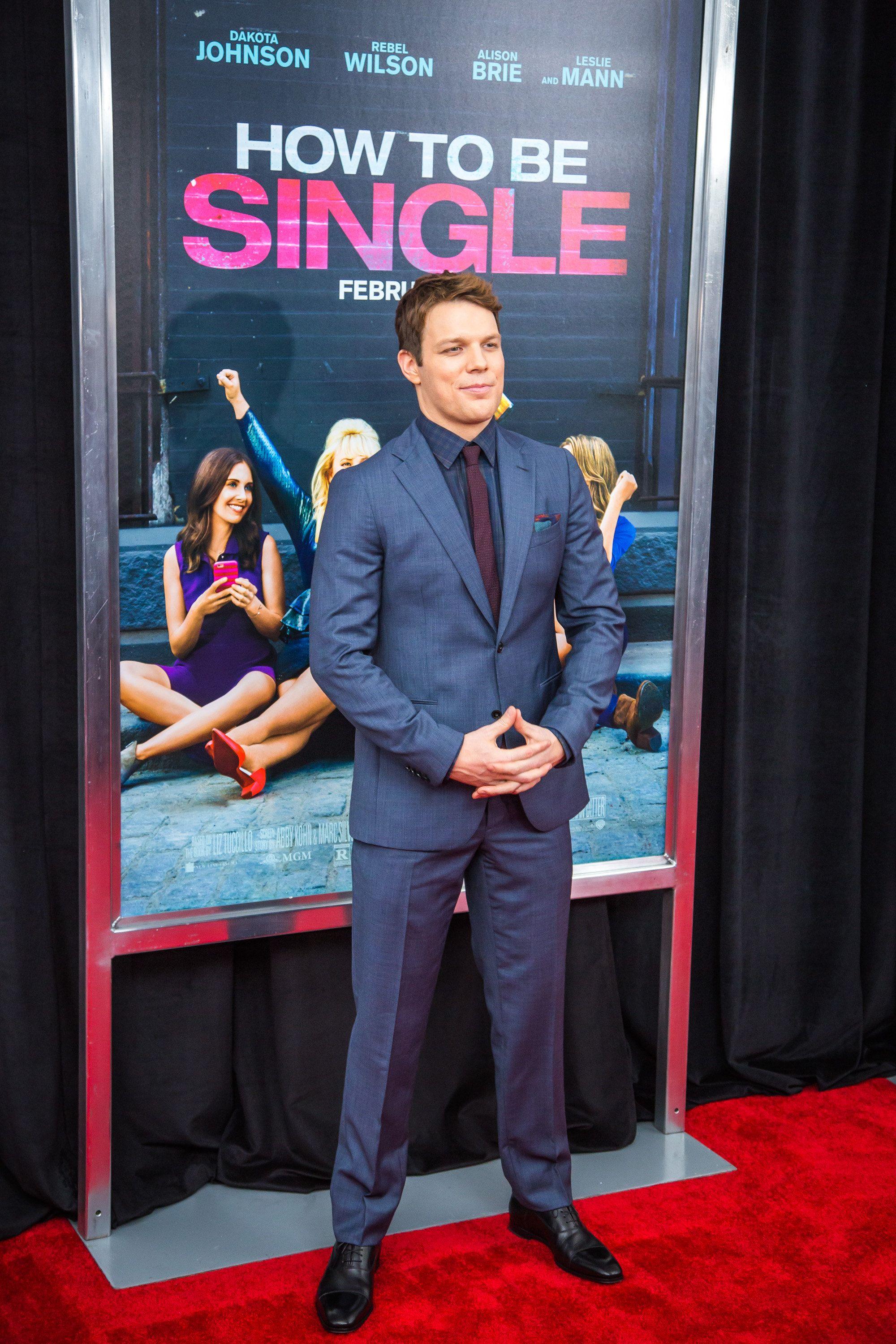 Jake lacy how to be single premiere at the nyu skirball center jake lacy how to be single premiere at the nyu skirball center in ccuart Images
