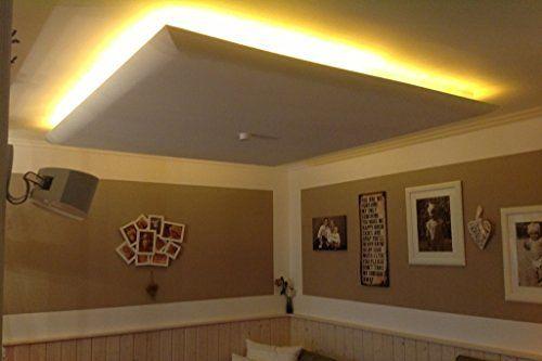 BENDU - Klassische und gleichzeitig moderne LED Stuckleisten bzw - wohnzimmer beleuchtung indirekt