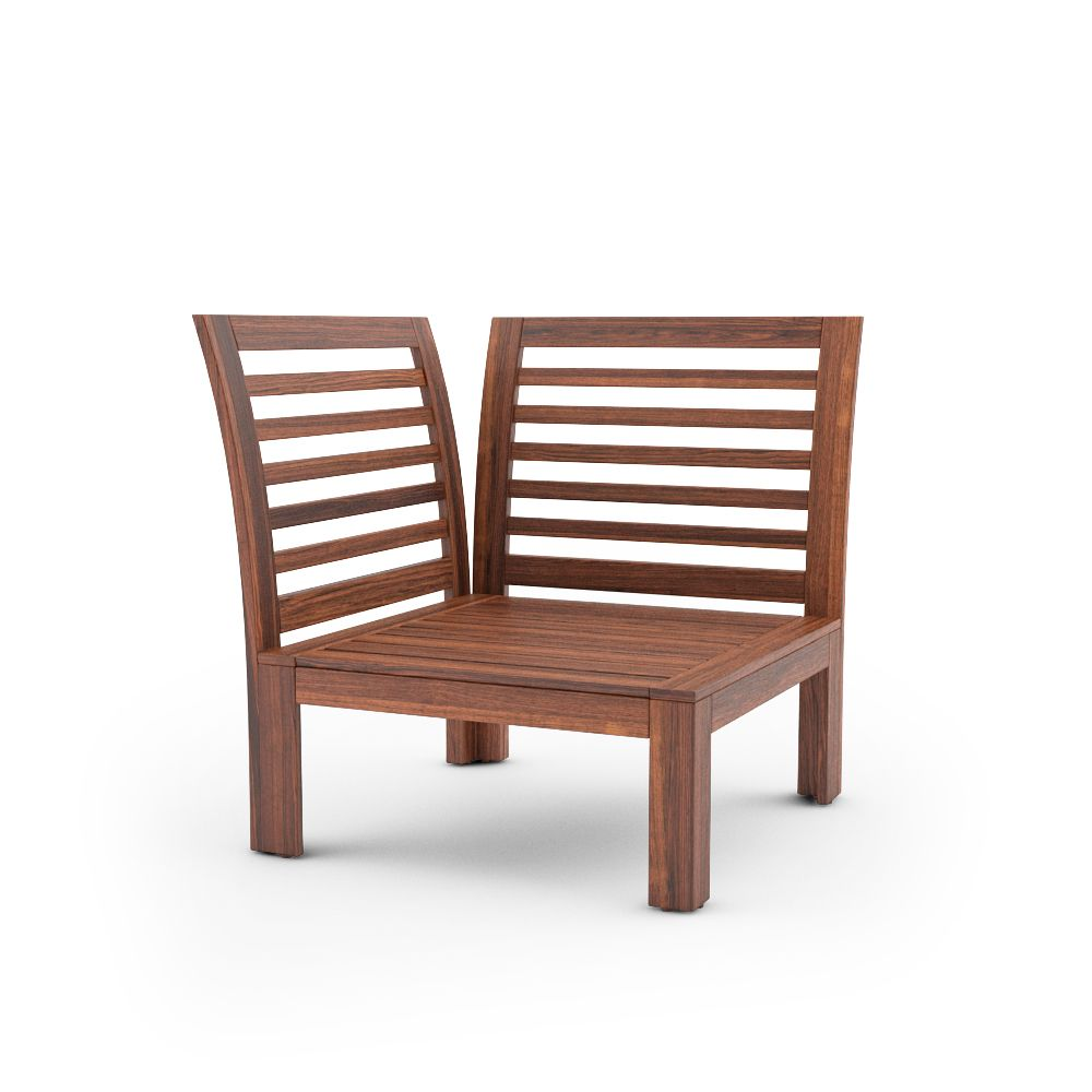 IKEA APPLARO CORNER SECTION Free 3d Model Of Ikea Applaro Outdoor Furnitures  Series Corner Section.