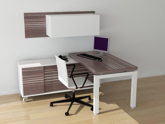 """""""ZEN"""" desk work"""