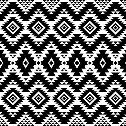Ethnic bw design