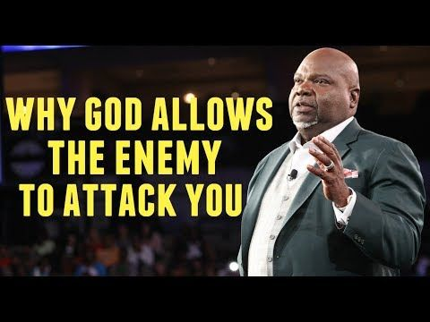 Why God Allows the Enemy to Attack You (DIVINE STRATEGY) by