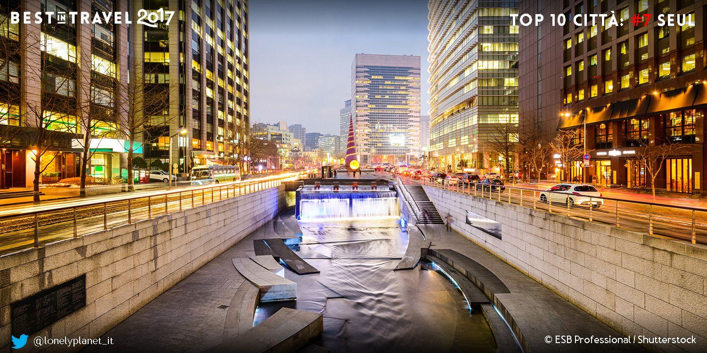 7. Seul, Corea del Sud
