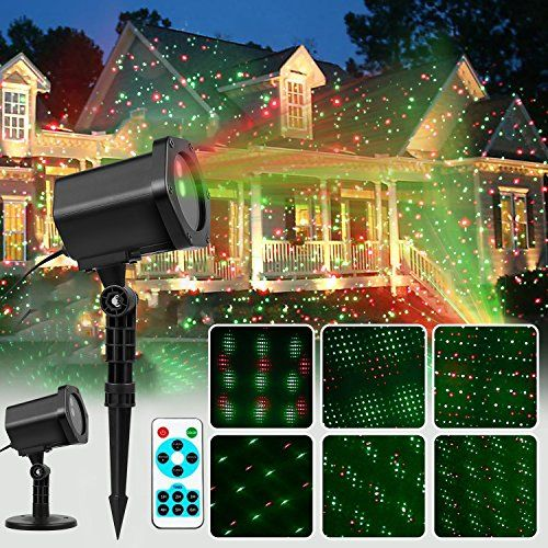 laser christmas lights laser christmas projector lights red and green star projectorindoor outdoor motion laser light - Christmas Projector Outdoor