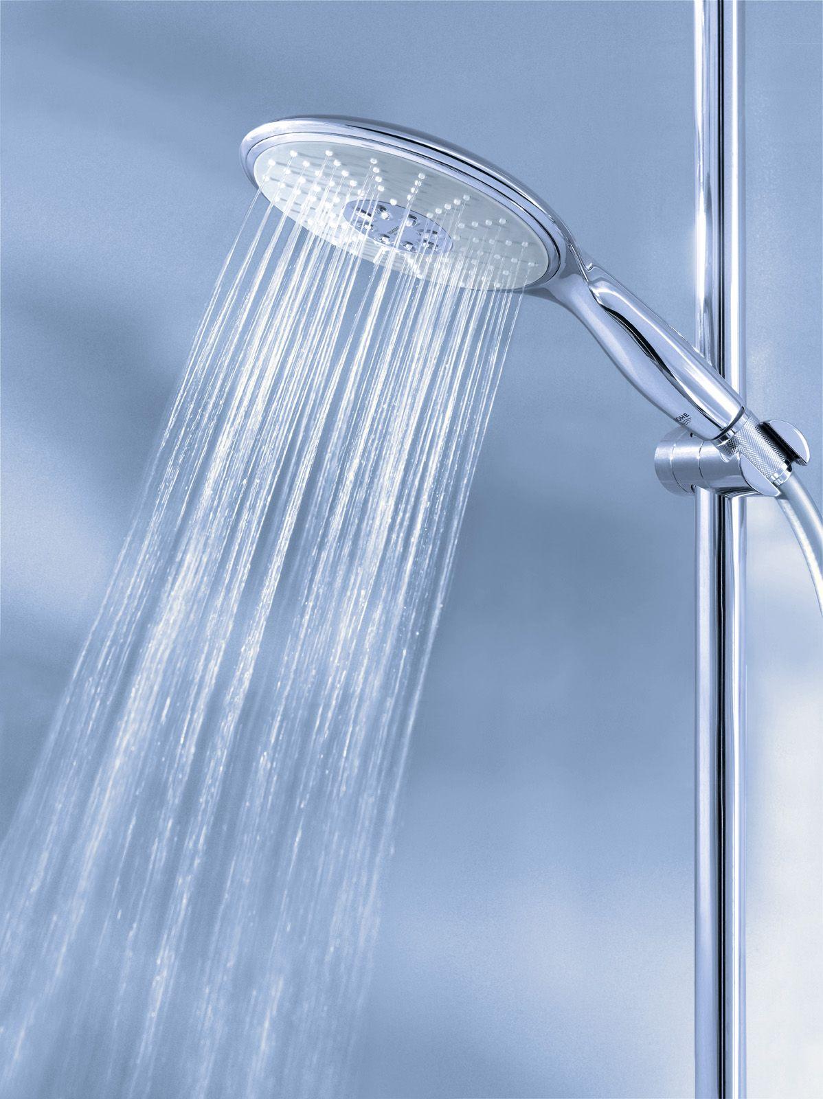 GROHE Power & Soul Hand Shower. #bathroom #shower #hand #power See ... - GROHE Power & Soul Hand Shower. #bathroom #shower #hand #power See