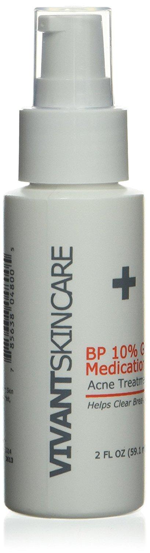 Vivant Skin Care BP 10% Gel Medication 2 Ounce ** This is ...