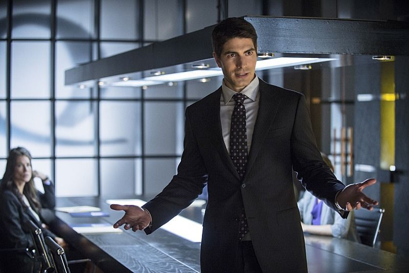 Could Ray Palmer & Felicity Ruin Olicity on 'Arrow'? They Seem To Have a Connection Already
