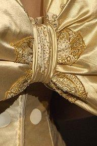 Gold Valentino #celebstylewed #weddings #nuptials #matrimony #nuptials